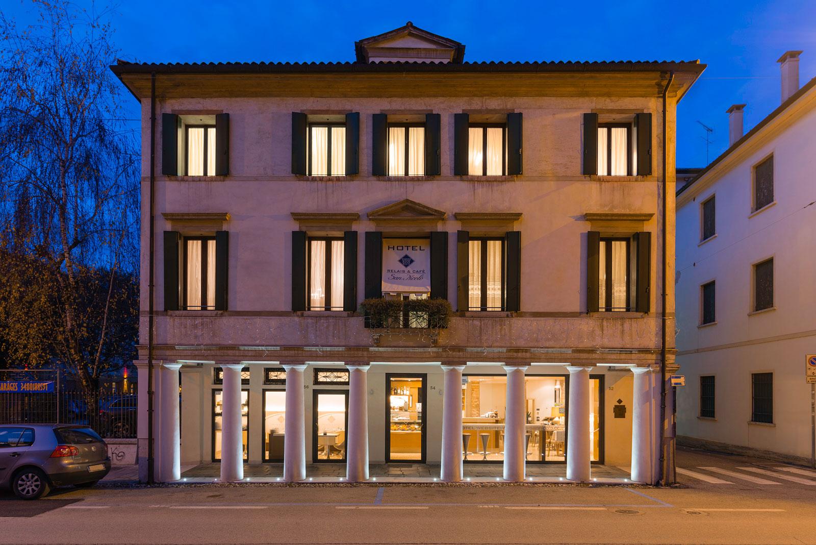 Hotel San Nicol Ef Bf Bd Treviso